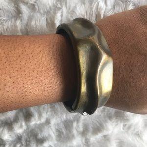 Golden-Bronze bracelet